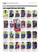 Los superhéroes del siglo