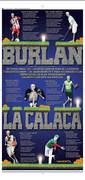 BURLAN LA CALACA