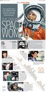 Focus: Space Woman