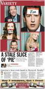 """A stale slice of """"Pie"""""""