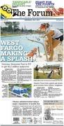 West Fargo making a splash