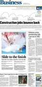 BUSINESS | Slide to the Finish
