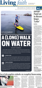 FAITH | A Long Walk on Water