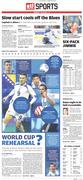 Bosnia-Argentina soccer