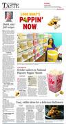 Popcorn layout