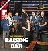 RedEye cover - 2014 Best Bartender