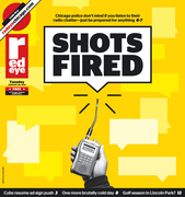 RedEye cover - Police Scanner Culture