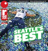 RedEye cover - Super Bowl