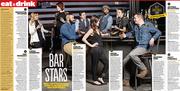 RedEye spread - 2014 Best Bartender