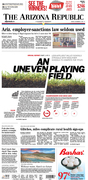 An uneven playing field