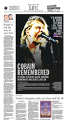 Cobain Remembered