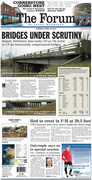the Forum front page April 29, 2014