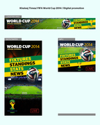 World Cup 2014-Digital promotions