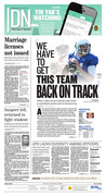 Jack Malis Front Page