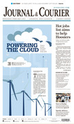 Wind technology powering the cloud