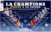 La Champions vuelve a la escena