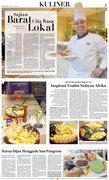 Kuliner - Sajian Barat Cita Rasa Lokal