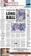 Sports fronts