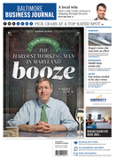 The hardest-working man in Maryland booze