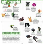 Dinosaurs in pop culture matrix