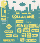 Lollapalooza cover