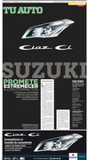 SUZUKI promete estremecer.