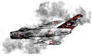 MiG 17F AURI