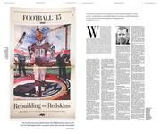 Rebuilding Redskins spread