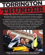 promo torrington thunder