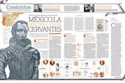 Cervantes, en México