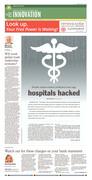 Hospitals hacked