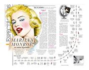 Marilyn Monroe es una leyenda