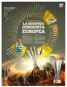 La segunda conquista europea