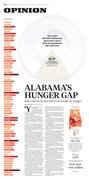 Alabama's hunger gap