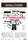 How easy is it to buy a gun - It's complicated