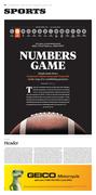 SEC Football report