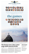 Olympics guide 2016 cover