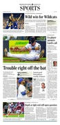 WSJ sports cover 040516