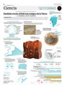 Fósil más antiguo de la Tierra