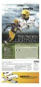 The Arizona Republic // Thunder and lightning // 08.28.2016