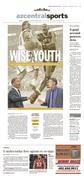The Arizona Republic // Wise youth // 01.19.17