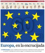 2017 PORTADA DE  60 AÑOS DE LA UE