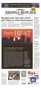 "The Arizona Republic // ""The price of heat"" // 07.04.2017"