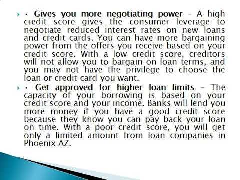 Reasons Why Credit Repair in Arizona Is Essential   AZ Credit Repair