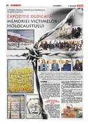 Eposition. In memoriam holocaust victims