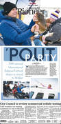 The Bemidji Pioneer front page 02/25/2018