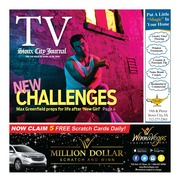 TV Tab cover - Sioux City Journal