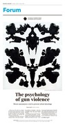 Psychology of Gun Violence