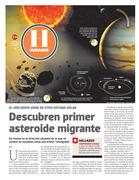 Asteroide migrante