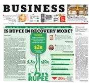 Rupee recovery